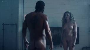 Lucy Aarden nude full frontal Vanina Arias and others nude - Death Race 4: Beyond Anarchy (2018) HD 1080p Web (9)