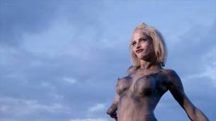 Lucy Aarden nude full frontal Vanina Arias and others nude - Death Race 4: Beyond Anarchy (2018) HD 1080p Web (2)