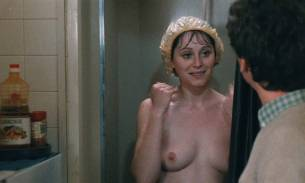 Macha Méril nude topless Laurence Cortadellas nude in shower - Vagabond (FR-1985) HD 1080p (5)