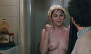 Macha Méril nude topless Laurence Cortadellas nude in shower - Vagabond (FR-1985) HD 1080p (5)