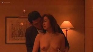 Noriko Hayami nude sex and Kyoko Muramatsu nude sex and oral - Diary Of Beloved Wife: Feast (JP -2006) (12)