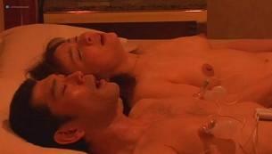 Noriko Hayami nude sex and Kyoko Muramatsu nude sex and oral - Diary Of Beloved Wife: Feast (JP -2006) (11)