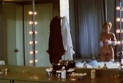 Patsy Kensit nude topless in the shower and Amy Irving nude full frontal - Kleptomania (1995) VHS (4)