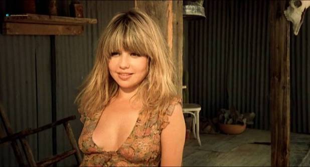 Pia Zadora nude butt and side boob - Butterfly (1982) (13)