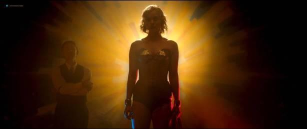 Rebecca Hall nude topless Bella Heathcote hot sex threesome - Professor Marston And The Wonder Women (2017) HD 1080p