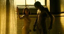 Sally Hawkins nude bush butt Lauren Lee Smith nude boob and sex - The Shape of Water (2017) HD 1080p (6)