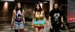 Sara Malakul Lane nude toples Kelly McCart and Amanda Ruth Ritchie nude too - Halloween Pussy Trap Kill! Kill! (2017) HD 1080p Web (13)