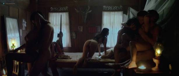 Savika Chaiyadej nude sex Rhatha Phongam and others nude bush an sex - Jan Dara - The Finale (TH-2013) (16)
