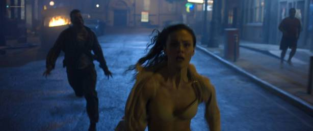 Sophie Skelton hot and sexy - Day of the Dead Bloodline (2018) HD 1080p (12)