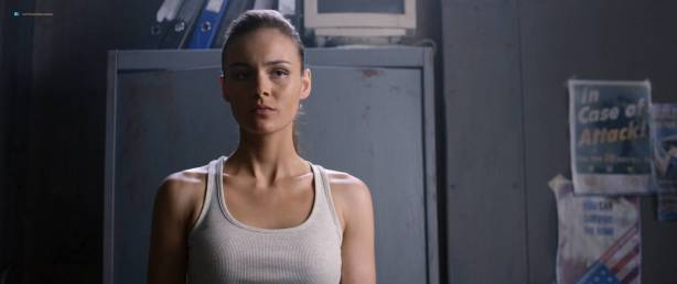 Sophie Skelton hot and sexy - Day of the Dead Bloodline (2018) HD 1080p (3)