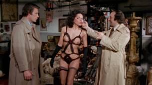 Viju Krem nude full frontal Arlana Blue, Jennifer Stock and others nude bush - Bloodsucking Freaks (1976) HD 1080p BluRay (3)