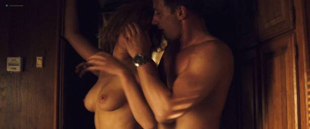 Adèle Exarchopoulos nude topless butt and hot sex- Le Fidèle (FR-2017) HD 1080p Web (11)