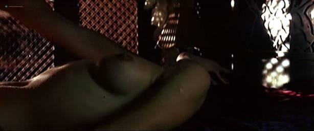Ana Belén nude bush and sex - La pasión turca (ES-1994) (16)