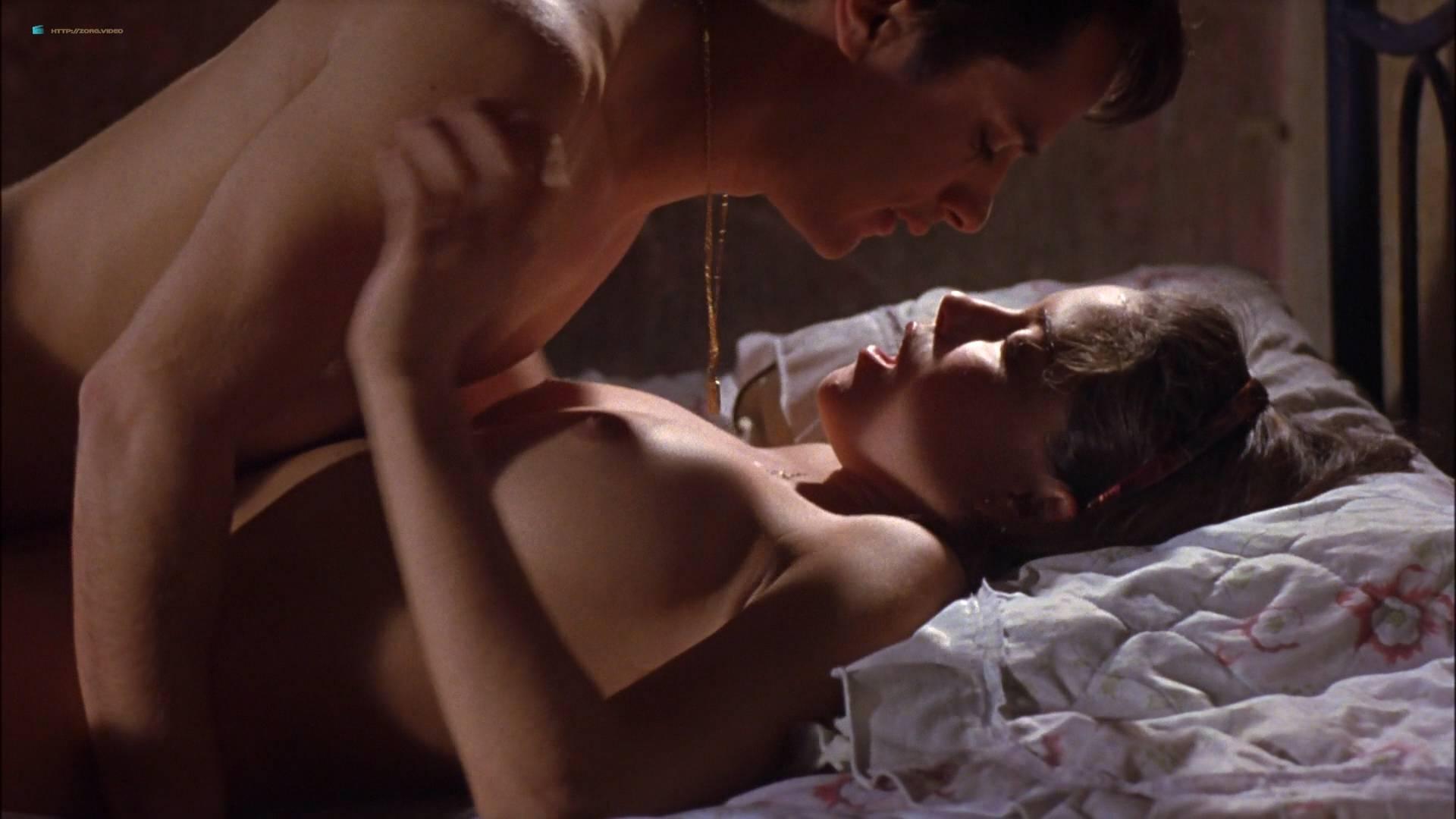 Ana Claudia Talancón nude topless in sex scene - The Crime of Padre Amaro (MX-2002) HD 1080p Web (5)