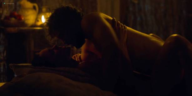 Bella Dayne nude topless and sex - Troy: Fall of a City (2018) s1e1 HD 1080p (2)