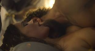 Bella Dayne nude topless and sex - Troy: Fall of a City (2018) s1e2 HD 1080p (3)