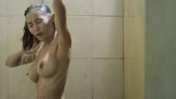 Kelly McCart nude full frontal Katrina Grey nude lesbian sex - Locked Up (2017) HD 1080p Web (16)