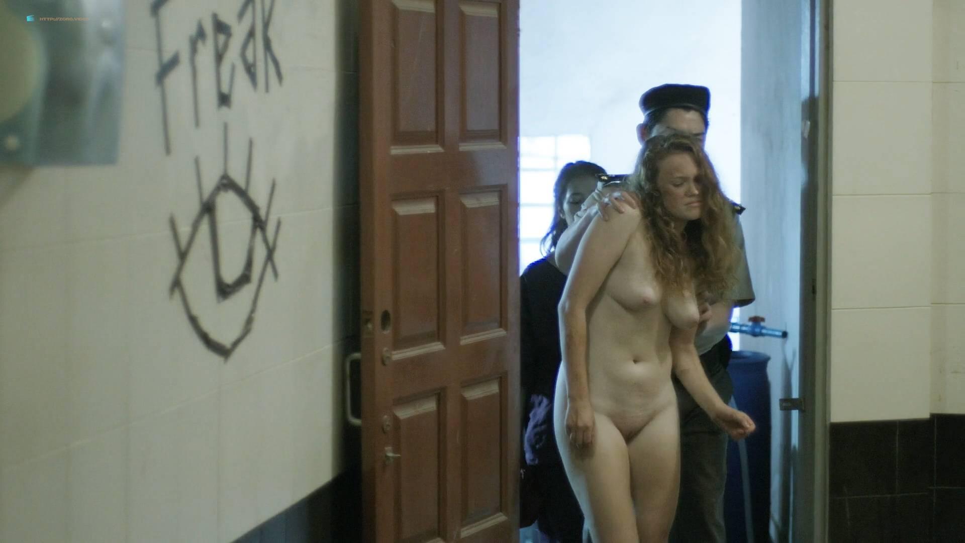 Kelly Mccart Nude Full Frontal Katrina Grey Nude Lesbian -1719