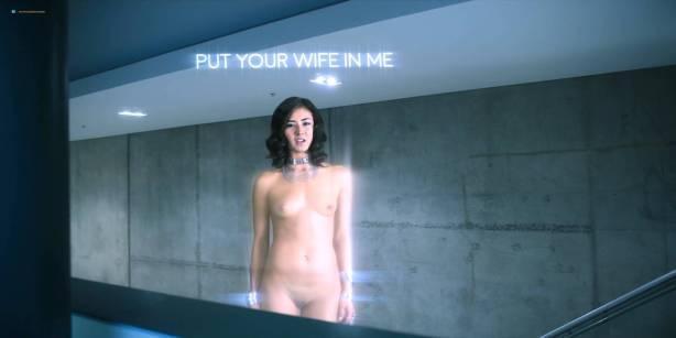 Kristin Lehman nude bush Dichen Lachman and Martha Higareda nude full frontal - Altered Carbon (2018) S1 HD 1080p (18)