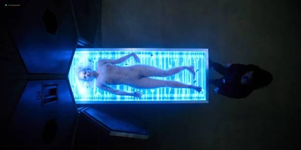 Kristin Lehman nude bush Dichen Lachman and Martha Higareda nude full frontal - Altered Carbon (2018) S1 HD 1080p (14)
