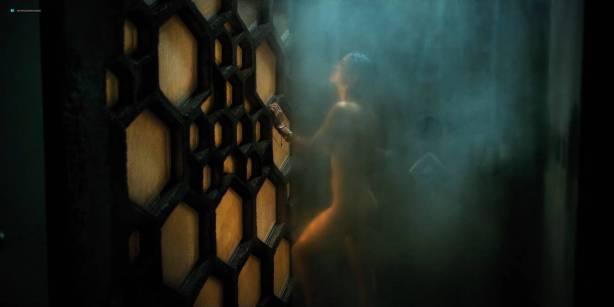 Kristin Lehman nude bush Dichen Lachman and Martha Higareda nude full frontal - Altered Carbon (2018) S1 HD 1080p (9)
