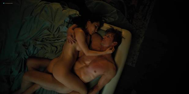 Kristin Lehman nude bush Dichen Lachman and Martha Higareda nude full frontal - Altered Carbon (2018) S1 HD 1080p (7)
