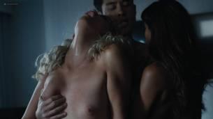 Lauren Compton nude sex Paige Mobley, Nicole Alexandra Shipley, Katrina Inagaki all nude sex - Here and Now (2018) s1e2 HD 1080p (4)