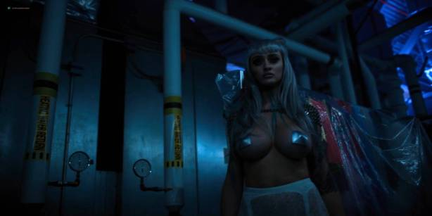 Martha Higareda nude bush Lexi Atkins topless others nude full frontal - Altered Carbon (2018) s1e-9-10 HD 1080p (9)