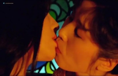 Rei Akasaka nude lot of sex and Kiriko Shimizu nude lesbian - Dream Crimes (JP-1985) (11)