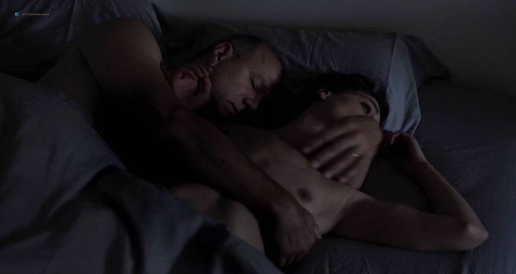 Roxane Mesquida nude Ariane Labed and Charlotte Masselin nude full frontal - Malgré la nuit (FR-2015) (13)
