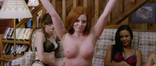 Skyler Joy nude topless Libby Blanton and Allis Bodziak nude too - Crazy Lake (2016) HD 1080p