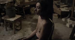 Sylvie Testud nude topless Monica Lovari nude bush and boobs - Final Portrait (2017) HD 1080p Web (8)