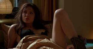 Angelina Jolie nude brief nipple and hot - Pushing Tin (1999) HD 1080p WEB (2)