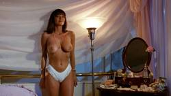 Ava Fabian nude topless Darlene Vogel nude Charlie Spradling hot and sexy - Ski School (1991) HD 1080p Web (7)