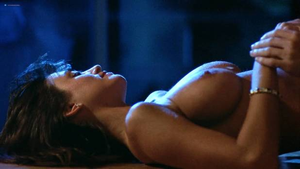 Ava Fabian nude topless Darlene Vogel nude Charlie Spradling hot and sexy - Ski School (1991) HD 1080p Web (6)