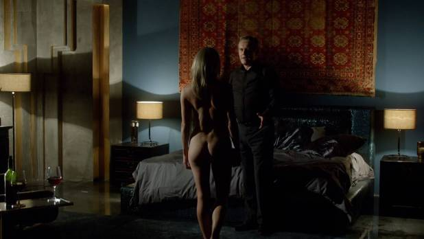 Inge Beckmann nude butt - Dominion (2015) s2e2 HD 1080p Web (6)