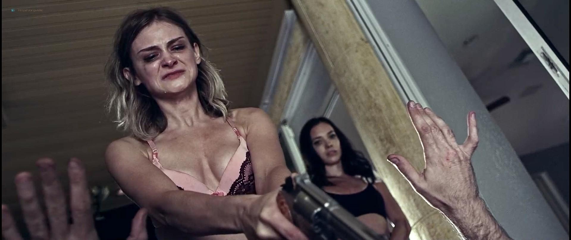 Jemma Dallender nude Rachel Rosenstein nude butt - The Executioners (2018) HD 1080p (2)