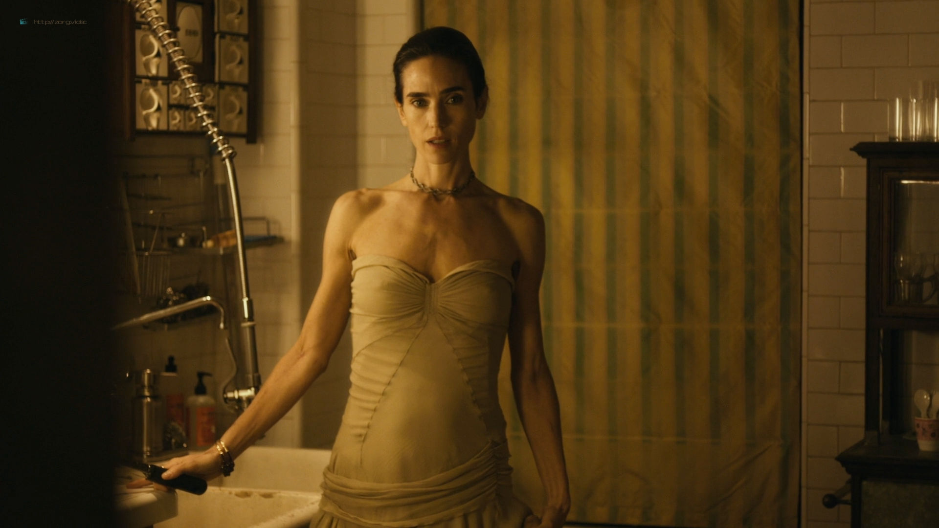 Jennifer Connelly nude bush - Shelter (2014) HD 1080p BluRay (15)
