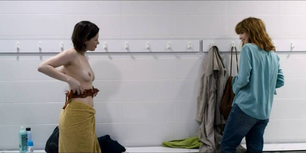 Jill Winternitz nude brief topless in one scene - 10x10 (2018) HD 1080p Web (7)