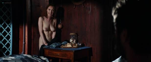 Sofía Vergara hot and side boob Violet Patton-Ryder and Nuria Tomás nude topless- Bent (2018) HD 1080p Web (14)