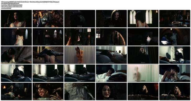 Denice Duff nude bush in the shower Melanie Shatner nude boobs - Bloodstone: Subspecies II (1993) HD 1080p BluRay (1)