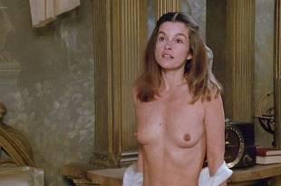 Geneviève Bujold nude topless Pamela Prati and others nude too - Monsignor (1982) (9)
