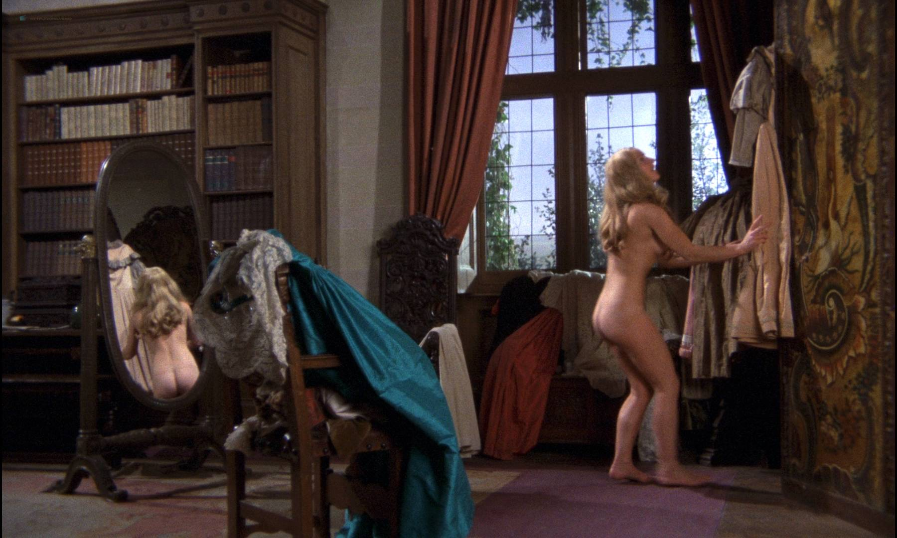 Gillian Hills nude topless Virginia Wetherell nude full frontal - Demons of the Mind (UK-1972) HD 1080p BluRay (6)