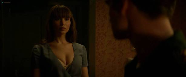 Jennifer Lawrence nude topless and butt - Red Sparrow (2018) HD 1080p Web (16)