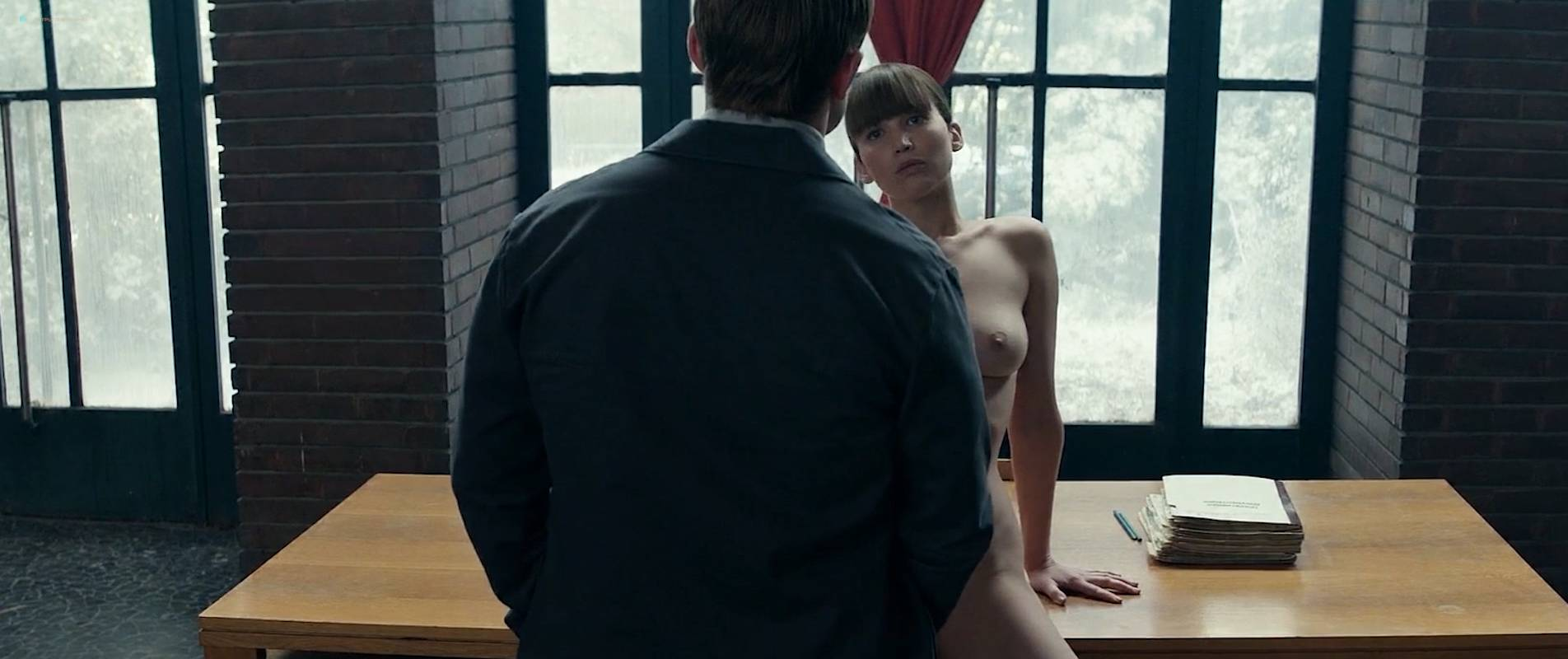 Jennifer Lawrence nude topless and butt - Red Sparrow (2018) UHD 2160p BluRay (27)