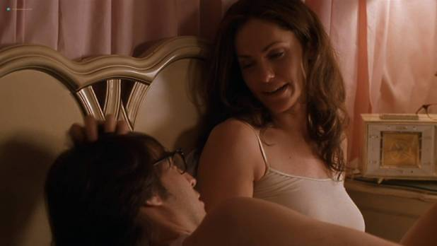 Jennifer Love Hewitt hot cleavage and Amy Brenneman sexy - The Suburbans (1999) HD 1080p Web (6)