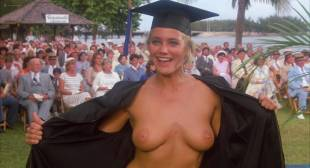 Kim Evenson nude topless Rose McVeigh nude topless others hot - Porky's Revenge (1985) HD 1080p BluRay