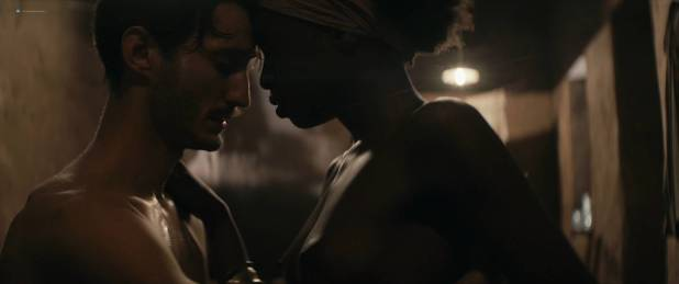 Lou Chauvain nude topless and Marana Noba nude too - La promesse de l'aube (FR-2017) HD 1080p Web (4)