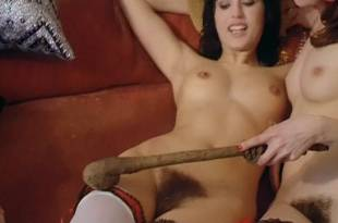 Marie Saint Clair nude bush Maria Mancini and others nude and lot of sex - The Infamous House of Madame X (FR-1974) (10)