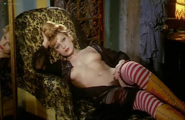 Marie Saint Clair nude bush Maria Mancini and others nude and lot of sex - The Infamous House of Madame X (FR-1974) (9)